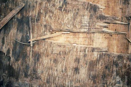 plywood: Old plywood background Stock Photo