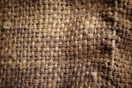 sackcloth: Vintage sackcloth background Stock Photo