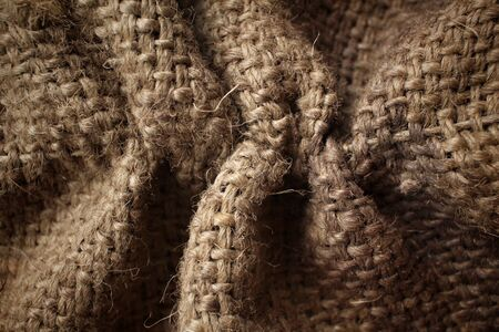sackcloth: Vintage sackcloth background Stock Photo