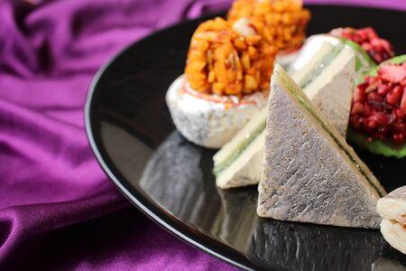 turkish dessert: Indian desserts Stock Photo