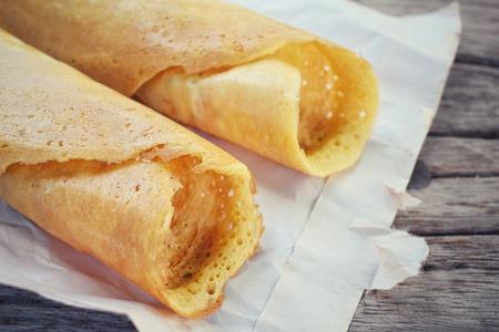 Masala dosa indian food