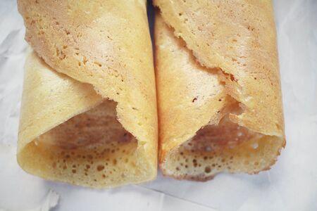 dosa: Masala dosa indian food