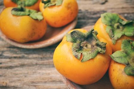persimmons: Persimmons fruit