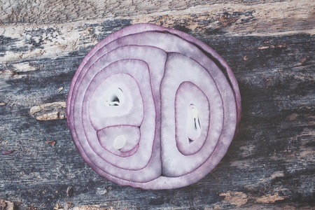 cebollitas: Red onions