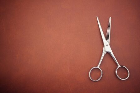 hair style: Hair cutting shears