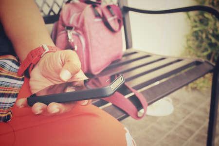 mobile communication: Using smart phone