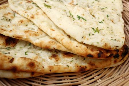 Indiase naanbrood