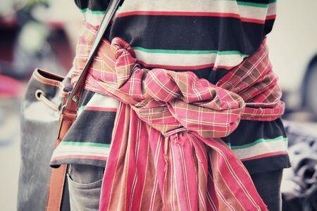 loincloth: Man with loincloth