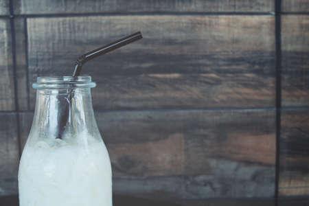 vacas lecheras: Leche helado