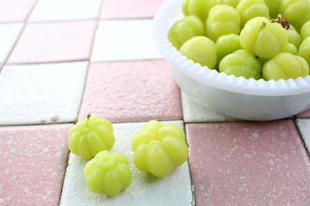 gooseberry: Estrella de la grosella espinosa
