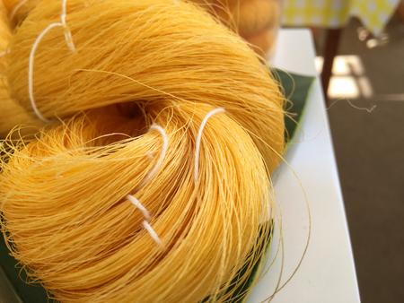 silk thread: Silk thread
