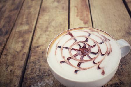 hot drinks: Hot chocolate Stock Photo