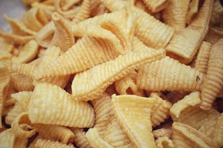 snack: Corn snack