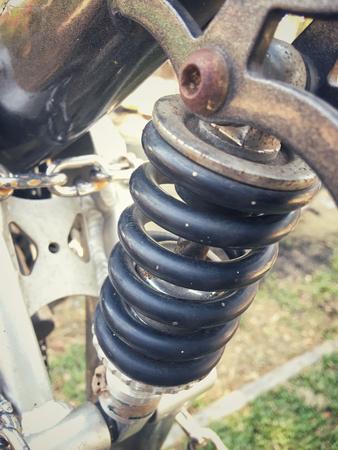 shock absorber: shock absorber motorcycle
