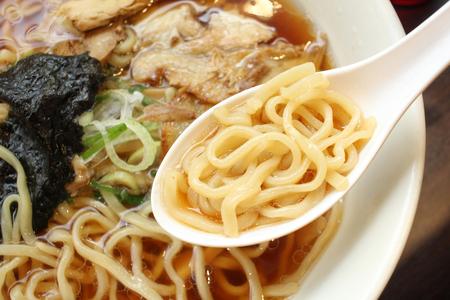 Ramen noodle japanese food Stock Photo