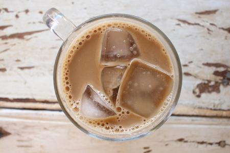 iced coffee: Iced coffee