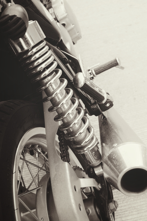 shock absorber: shock absorber motorcycl
