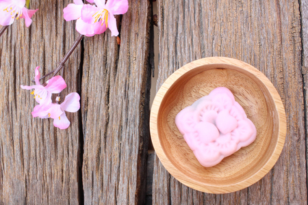 japanese dessert: Mochi japanese dessert
