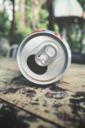 cola: Cola can Stock Photo