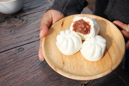dim: Chinese bun - dim sum