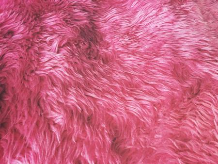 pink fur: Pink fur background
