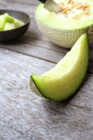 Cantaloupe: Melon