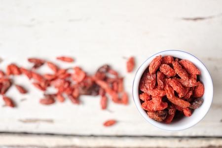chinese wolfberry: Dried goji berries