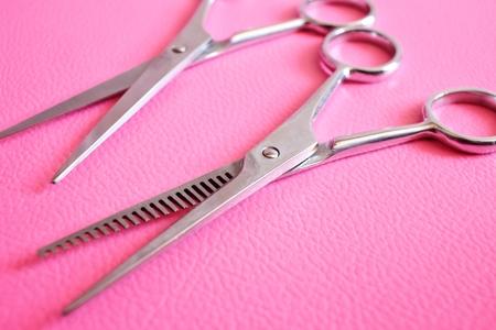 haircut: Hair cutting shears