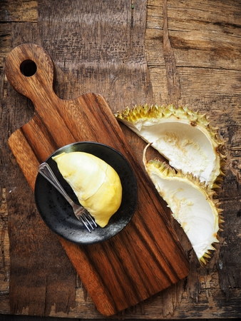 Durian Reklamní fotografie