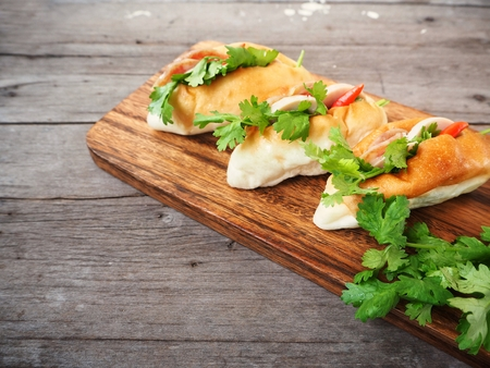 mi: Sandwich vietnamese food