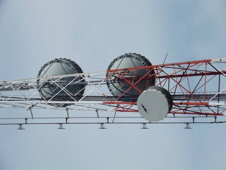 the antennae: Aerials