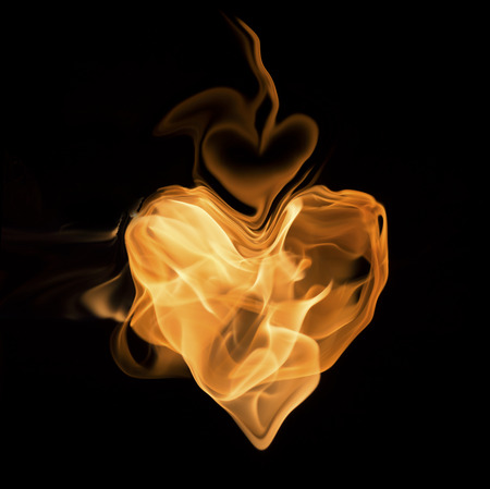love: Fire heart
