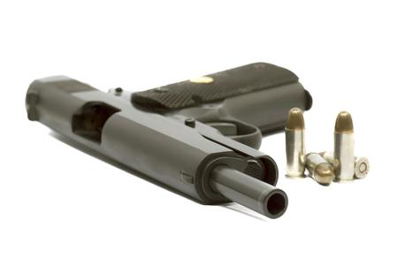 ammunition: Guns and ammunition