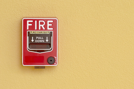 escape key: fire break glass