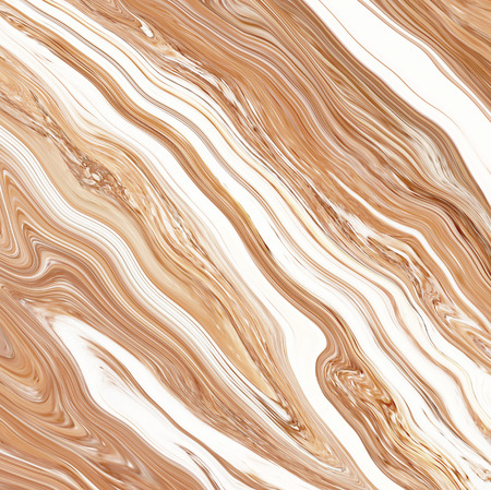 craft on marble: Creative background with abstract acrylic painted waves. Beautiful marble texture. Brown handmade surface. Liquid paint. Horizontal wallpaper.