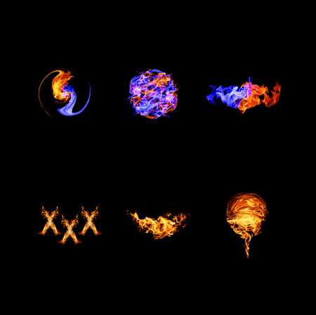 biggest: The biggest high resolution flame collection