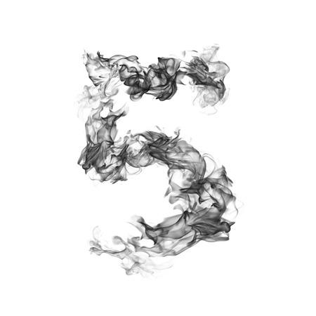 black smoke: Black smoke number 5