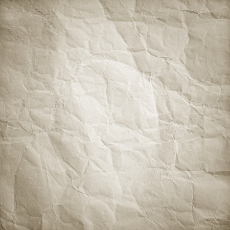 creased: White creased paper background texture Stock Photo