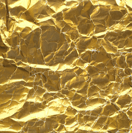 gold metal: gold background old metal texture Stock Photo