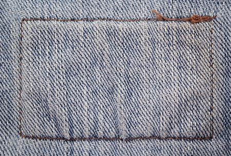 seams: Jeans texture with seams
