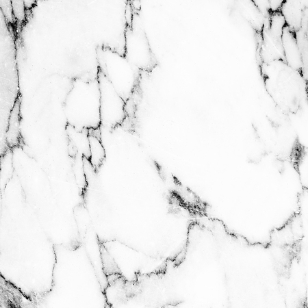black: White marble texture background pattern with high resolution.