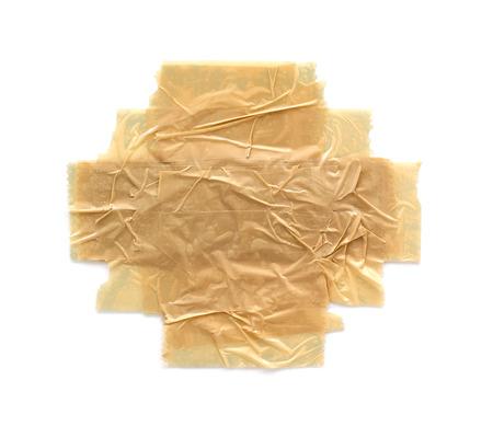 tear duct: Masking Tape
