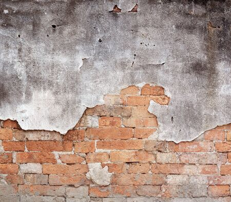 bricks background: urban background grunge wall texture Stock Photo