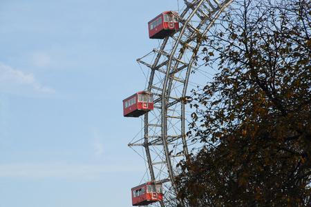 Ferris wheel in the Prater