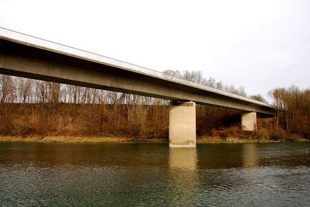 Bridge over the Inn