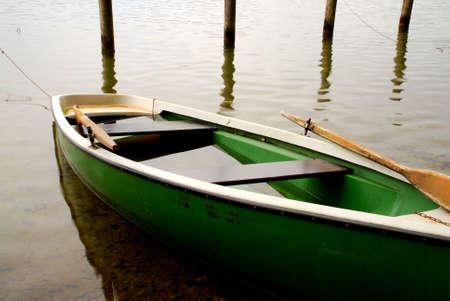 Boat aground on Hartsee