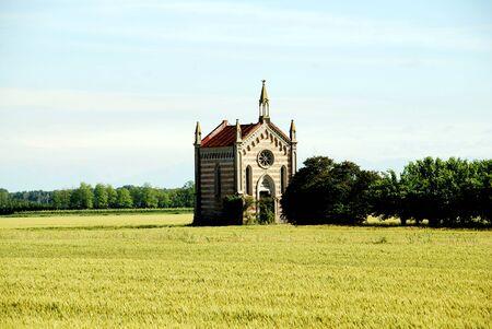 comacchio: Chapel in Comacchio