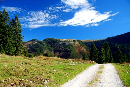 Hike to Samerberg