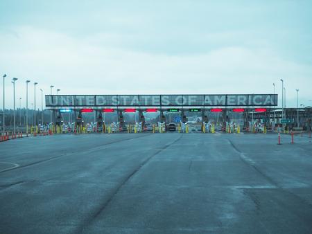 アメリカ合衆国国境