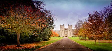 Windsor warmer - fall in England Editorial